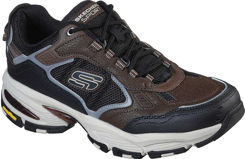Men's Skechers Vigor 3.0 Sneaker, Brown/Black, large, image 1