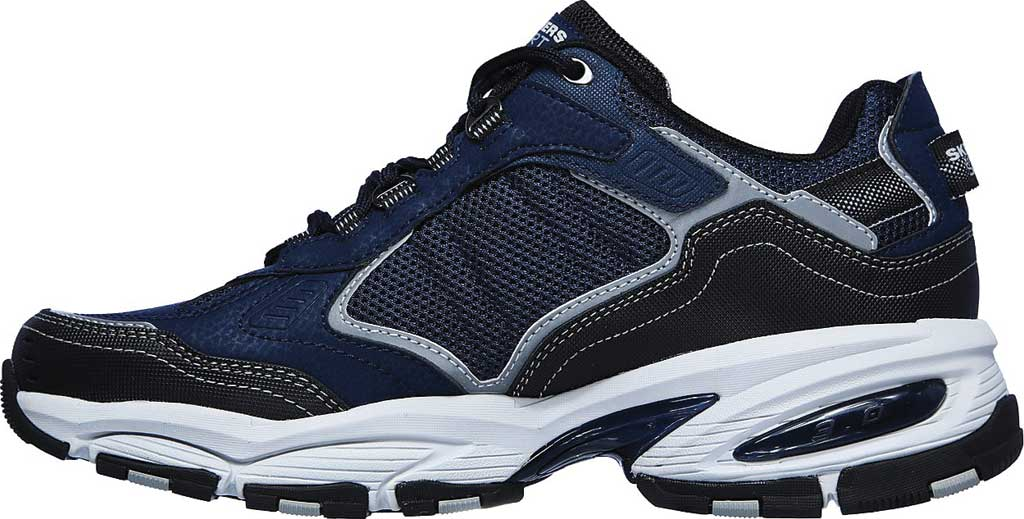 Men's Skechers Vigor 3.0 Sneaker, Navy/Black, large, image 3