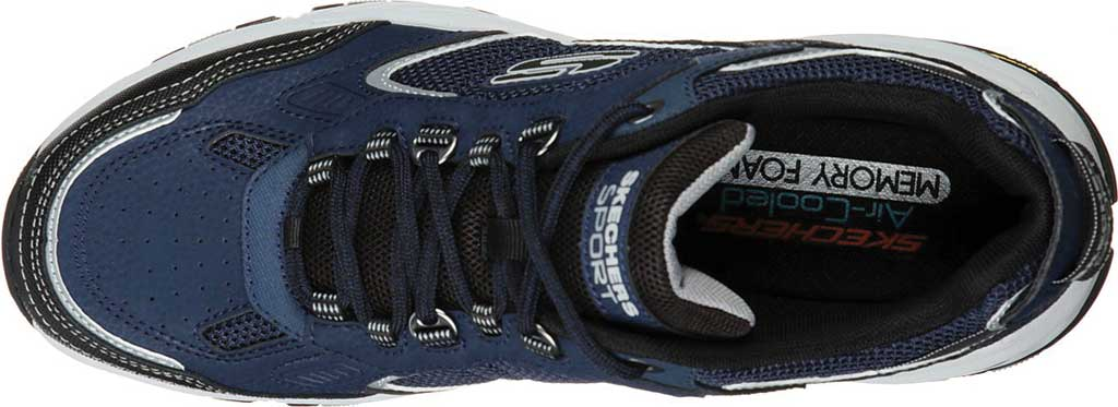 Men's Skechers Vigor 3.0 Sneaker, Navy/Black, large, image 4
