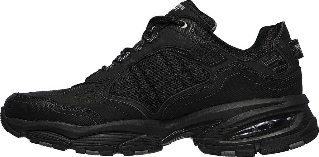 Men's Skechers Vigor 3.0 Sneaker, Black/Black, large, image 3