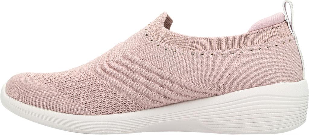 Women's Skechers Arya Sparks Joy Slip On Sneaker, Mauve, large, image 3