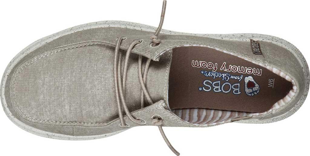 Women's Skechers BOBS Skipper Summer Life Moc Slip On Sneaker, , large, image 4