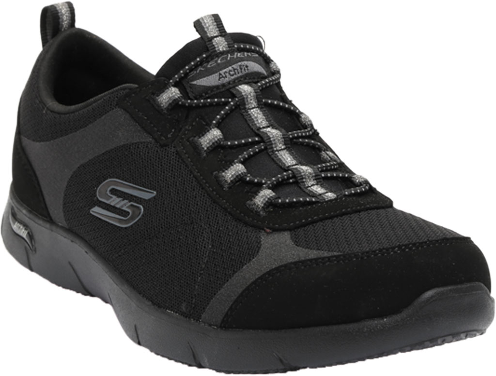 Women's Skechers Arch Fit Refine Her Best Air Cooled Sneaker, , large, image 1