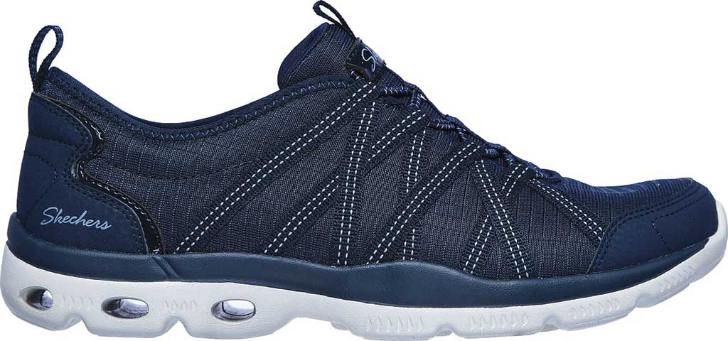 Women's Skechers BeYond Sneaker, Navy, large, image 2