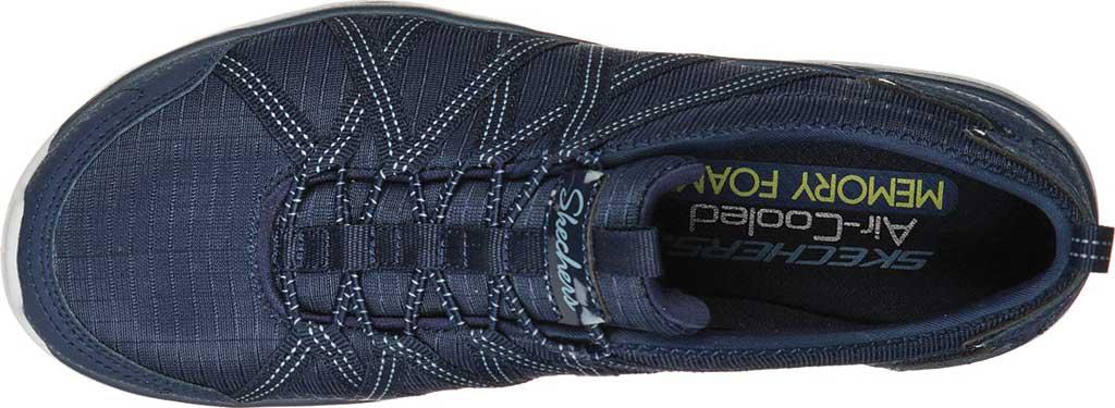 Women's Skechers BeYond Sneaker, Navy, large, image 4