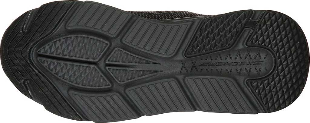 Men's Skechers Max Cushioning Elite Amplifier Sneaker, Black/Lime, large, image 5