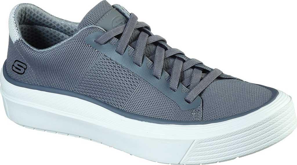 Men's Skechers Viewport Heldren Sneaker, Gray, large, image 1