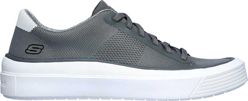 Men's Skechers Viewport Heldren Sneaker, Gray, large, image 2