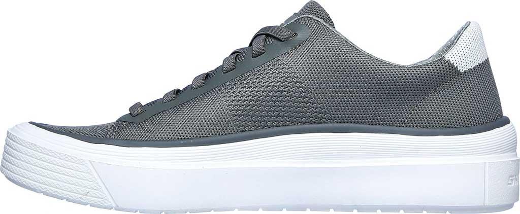 Men's Skechers Viewport Heldren Sneaker, Gray, large, image 3