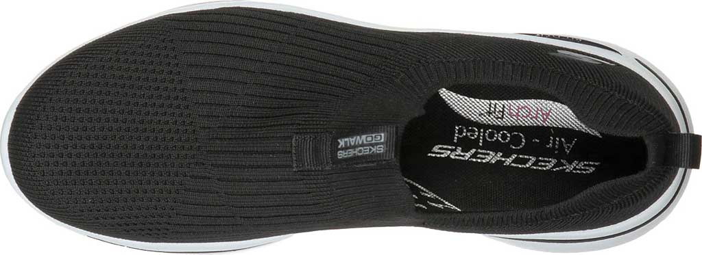 Women's Skechers GOwalk Arch Fit Iconic Slip-On, Black, large, image 4