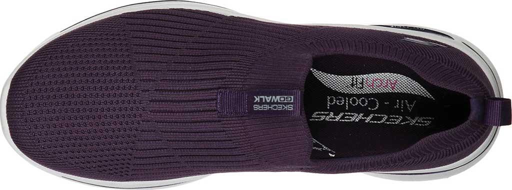 Women's Skechers GOwalk Arch Fit Iconic Slip-On, Purple, large, image 4