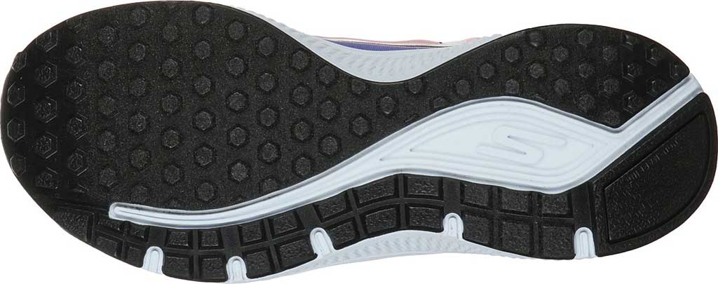 Girls' Skechers GOrun Consistent Sneaker, Black/Multi, large, image 5