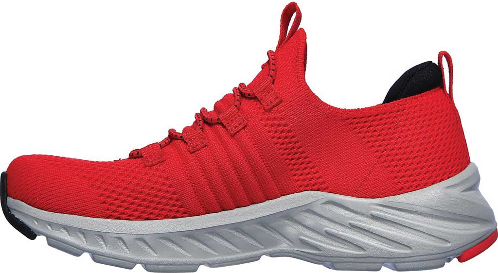 Boys' Skechers Elite Rush Sneaker, Red/Black, large, image 3