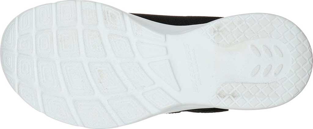 Girls' Skechers Dynamight 2.0 Rockin' Rainbow Sneaker, Black/Multi, large, image 5