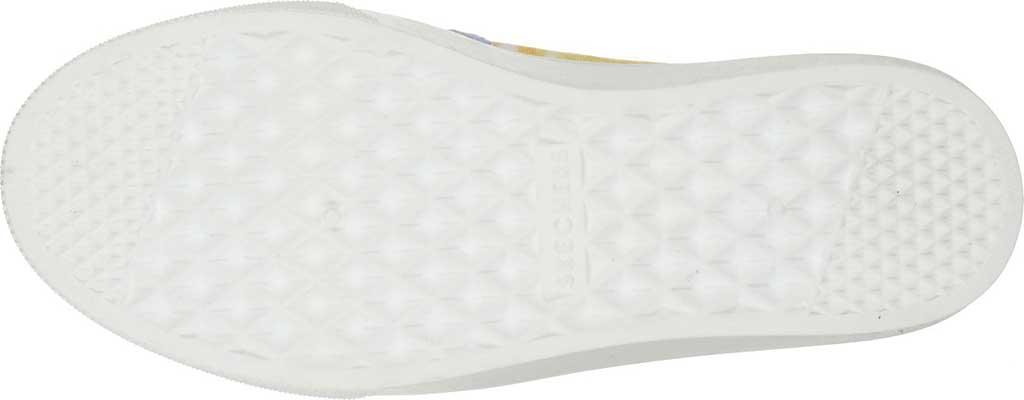Girls' Skechers Poppy Hippie Hype Sneaker, White/Multi, large, image 5