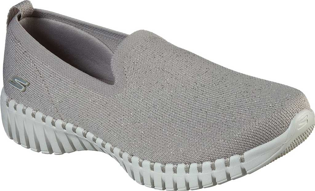 Women's Skechers GOwalk Smart Oracle Slip-On, Taupe, large, image 1