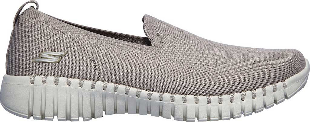 Women's Skechers GOwalk Smart Oracle Slip-On, Taupe, large, image 2