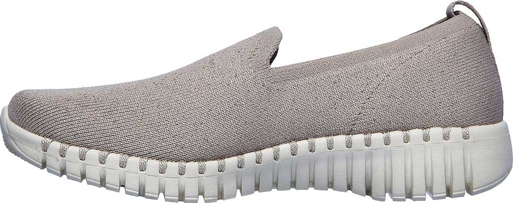 Women's Skechers GOwalk Smart Oracle Slip-On, Taupe, large, image 3