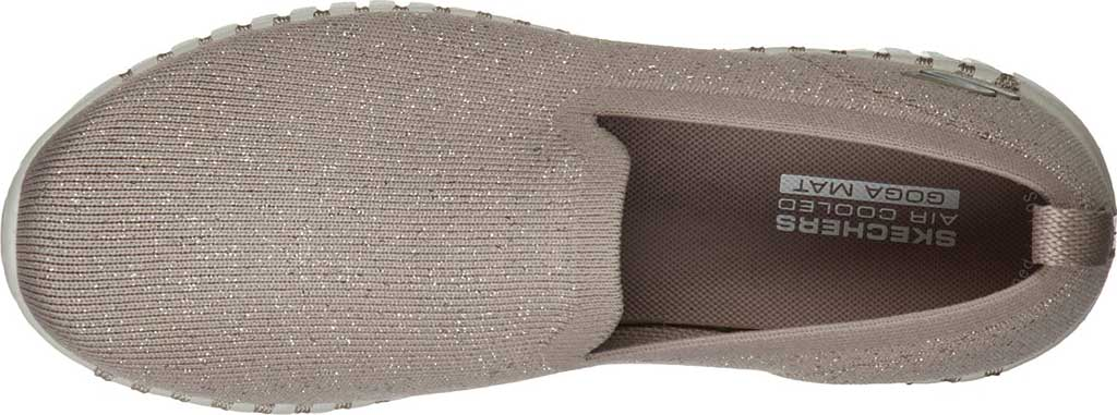 Women's Skechers GOwalk Smart Oracle Slip-On, Taupe, large, image 4