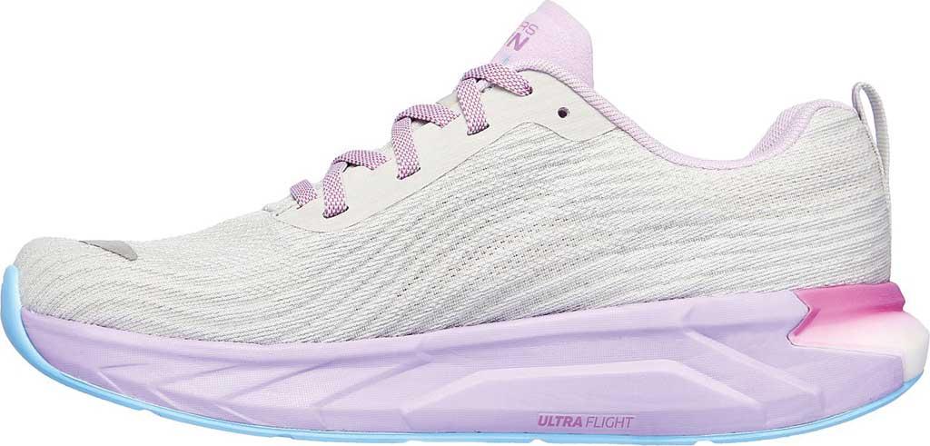 Women's Skechers GOrun Forza 4 Hyper Sneaker, Gray/Multi, large, image 3
