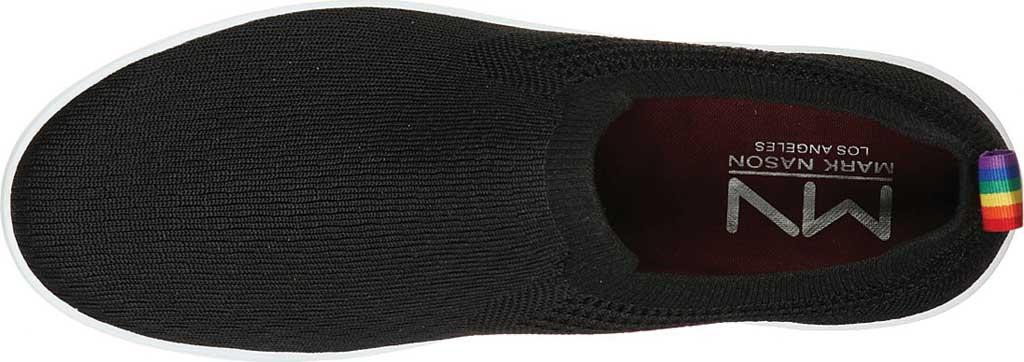 Men's Mark Nason Los Angeles Palmilla Pax Slip-On, Black, large, image 4