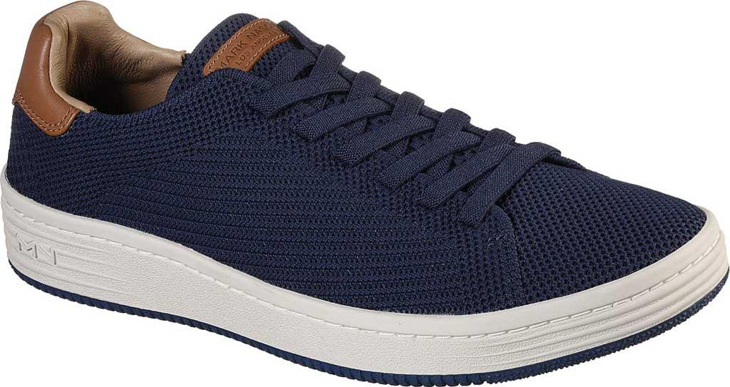 Men's Mark Nason Los Angeles Palmilla Gable Sneakers, Navy, large, image 1