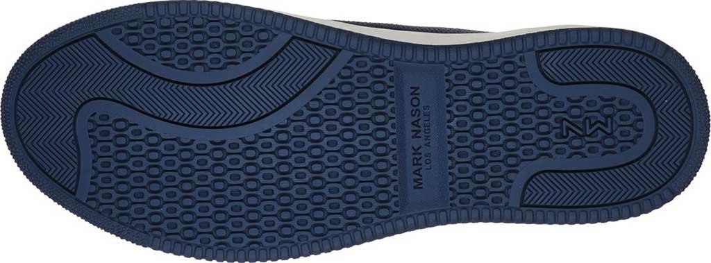 Men's Mark Nason Los Angeles Palmilla Gable Sneakers, Navy, large, image 5