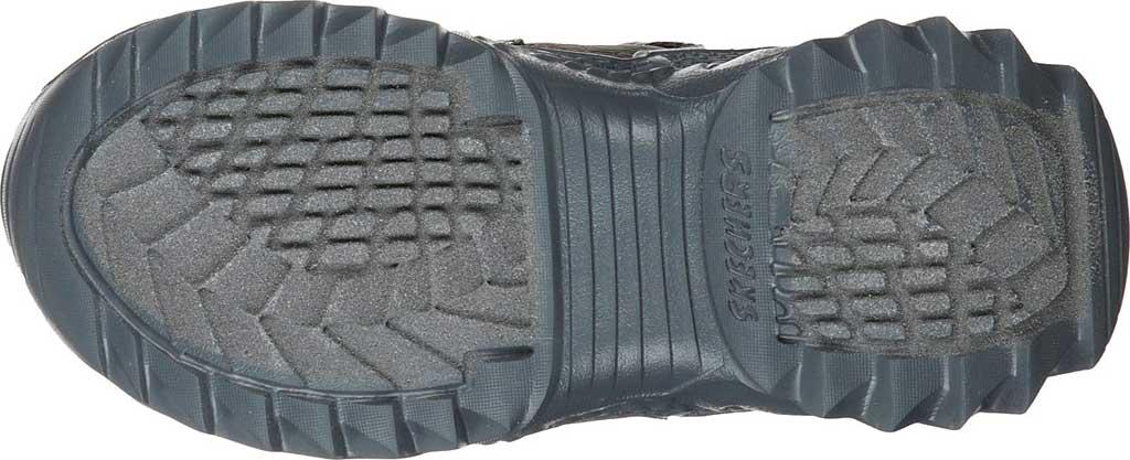 Boys' Skechers SkechOSaurus Sneaker, Black/Lime, large, image 5