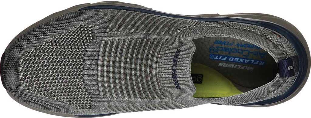 Men's Skechers Relaxed Fit Delmont Jenko Sneaker, Sand, large, image 4