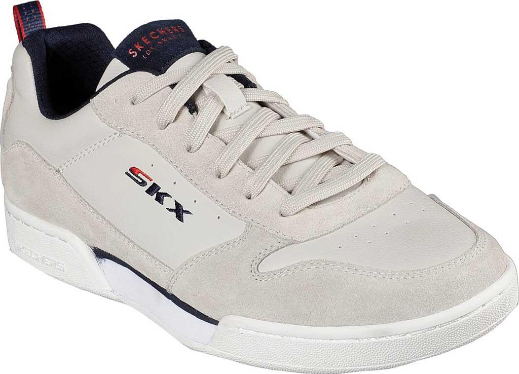 Men's Skechers Endour Stallinger, Off White, large, image 1