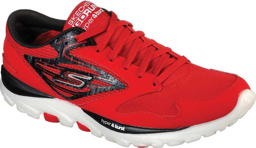 Men's Skechers GOrun OG Hyper, Red/Black, large, image 1