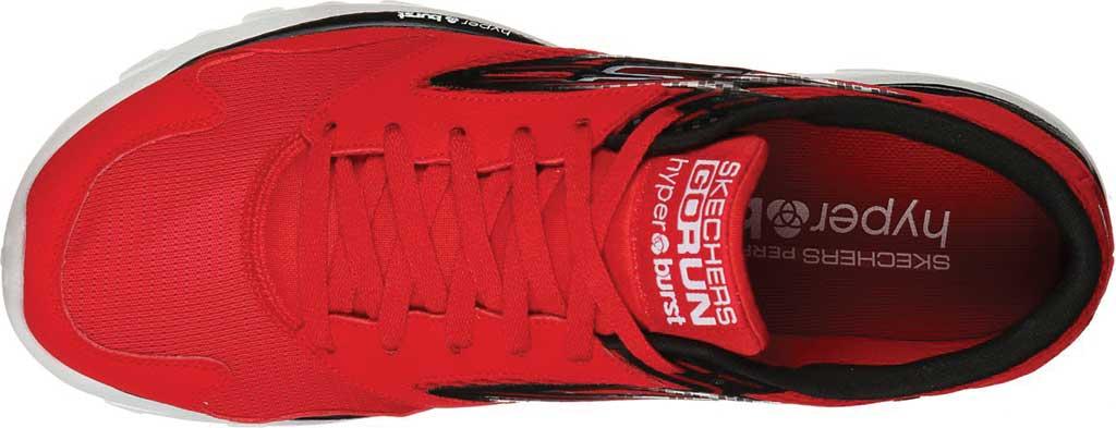Men's Skechers GOrun OG Hyper, Red/Black, large, image 4