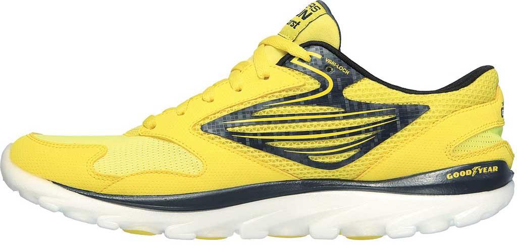 Men's Skechers GOrun OG Hyper, Yellow/Black, large, image 3