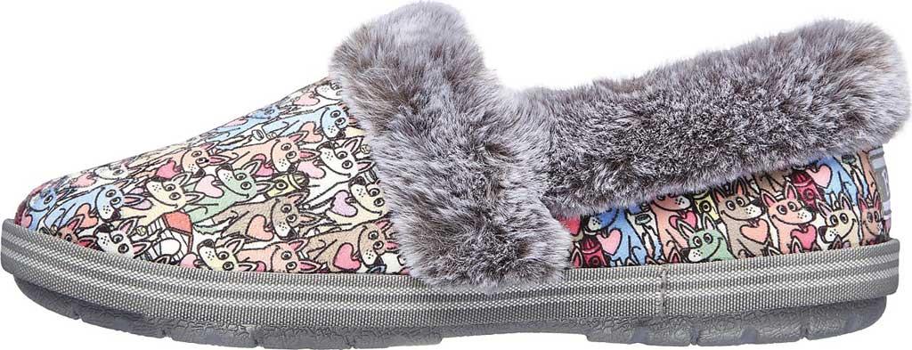 Women's Skechers BOBS Too Cozy Paws Forever Slipper, Multi, large, image 3