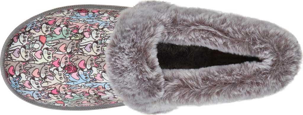 Women's Skechers BOBS Too Cozy Paws Forever Slipper, Multi, large, image 4