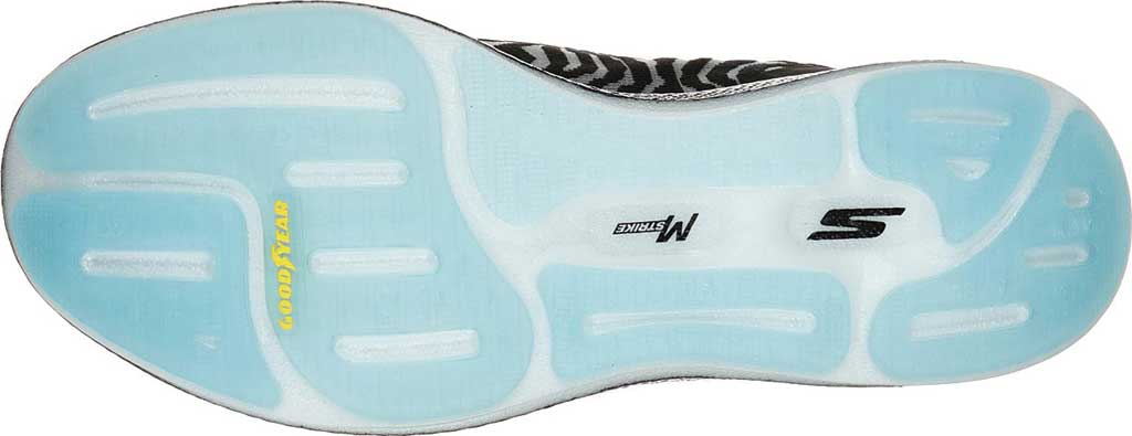 Women's Skechers GOrun Razor 3 Cloak Hyper Sneaker, Black/Blue, large, image 5