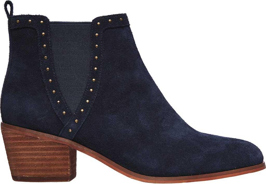 Women's Skechers Tameless Chelsea Boot, Navy, large, image 2