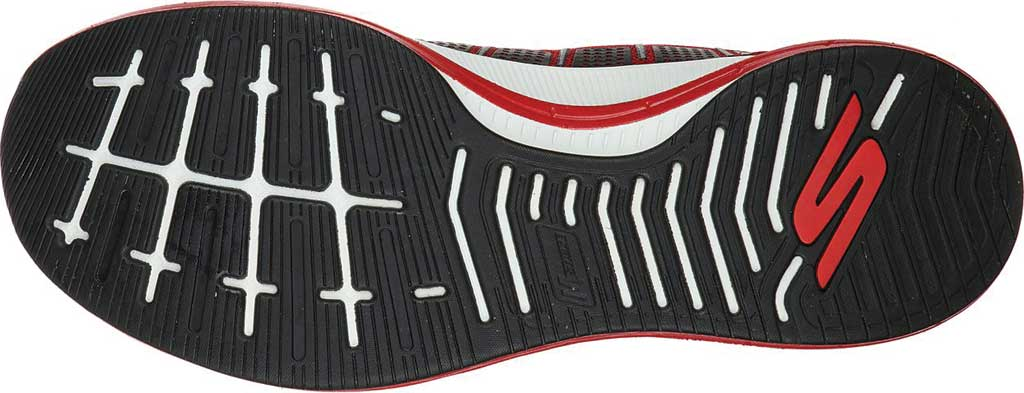 Men's Skechers GOrun Pulse Alanine, Red/Black, large, image 5