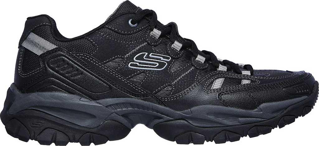 Men's Skechers Sparta 2.0 Domitia Sneaker, Black/Charcoal, large, image 2