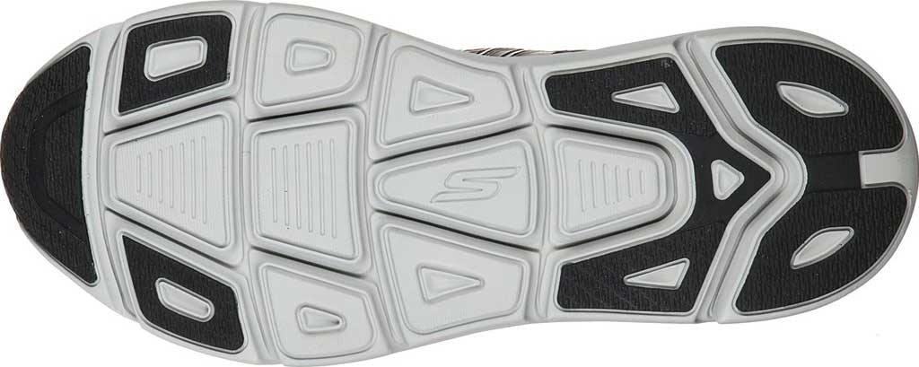 Men's Skechers Max Cushioning Premier Endeavour Sneaker, Black/White/Red, large, image 5