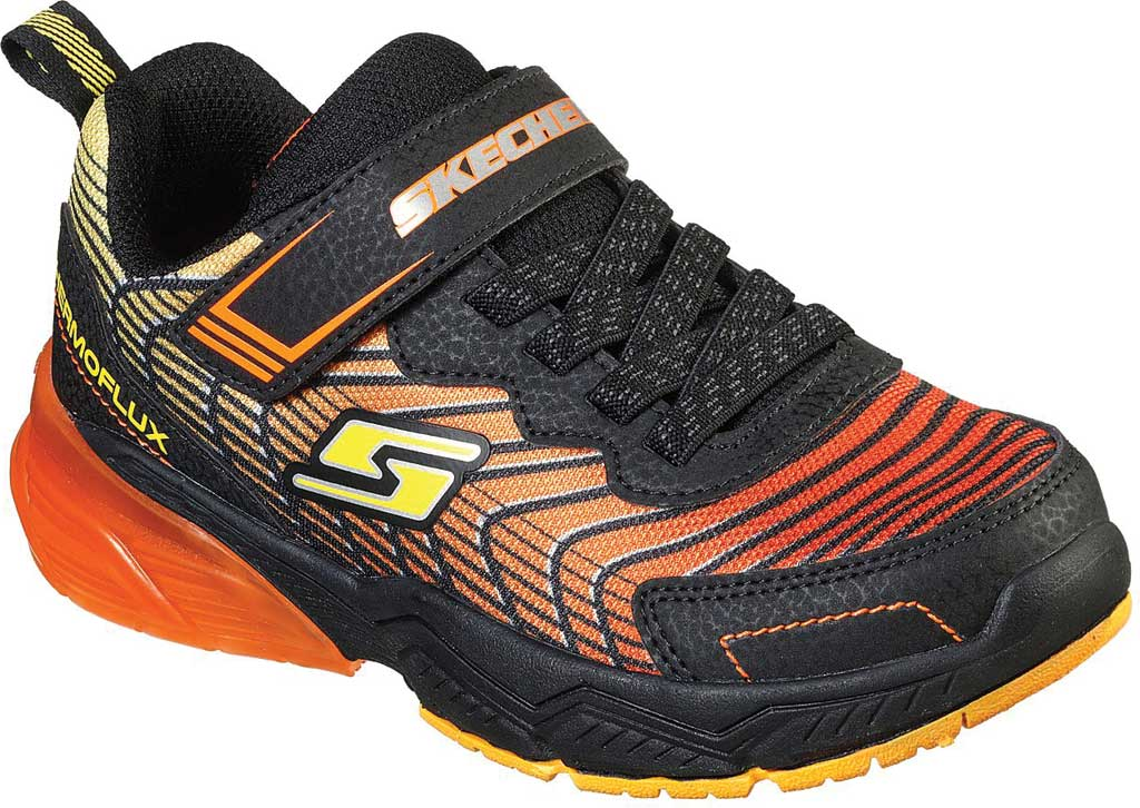 Boys' Skechers Thermoflux 2.0 Magnoid Trainer, , large, image 1