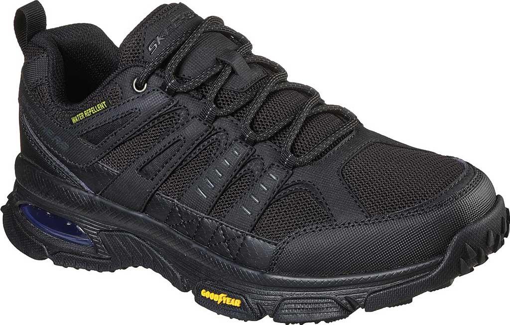Men's Skechers Skech Air Envoy Hiking Sneaker, Black, large, image 1