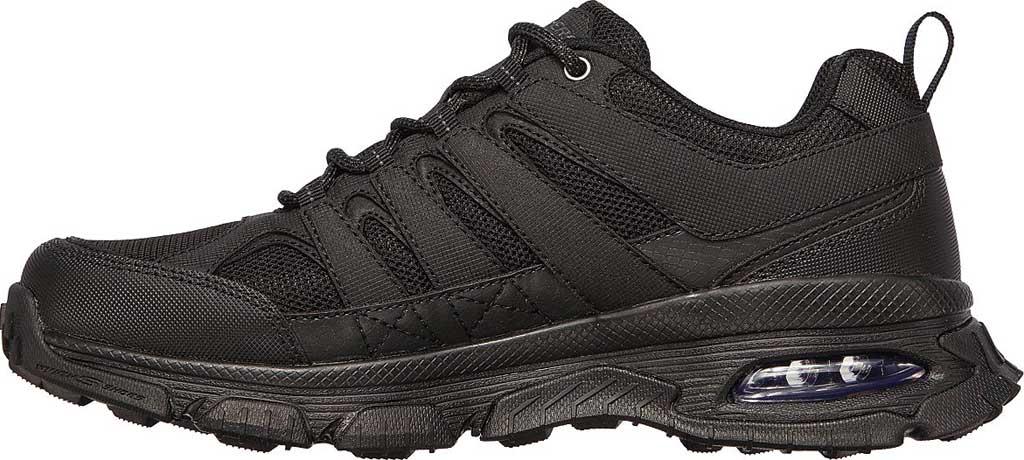 Men's Skechers Skech Air Envoy Hiking Sneaker, Black, large, image 3