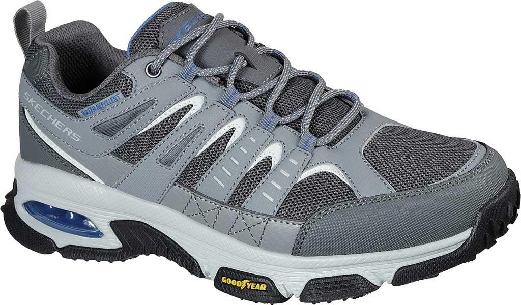 Men's Skechers Skech Air Envoy Hiking Sneaker, Gray, large, image 1