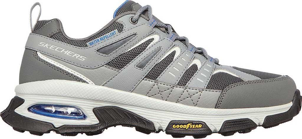 Men's Skechers Skech Air Envoy Hiking Sneaker, Gray, large, image 2
