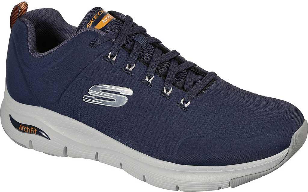 Men's Skechers Arch Fit Titan Sneaker, , large, image 1