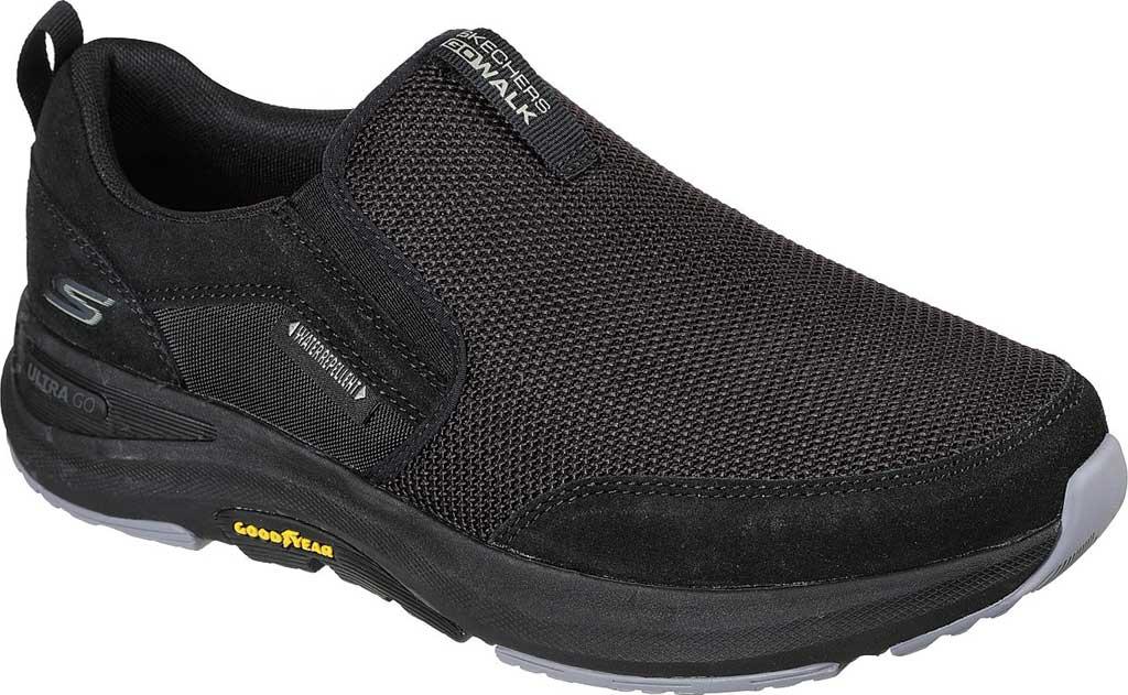 Men's Skechers GOwalk Outdoor Andes Slip On Sneaker, Black, large, image 1