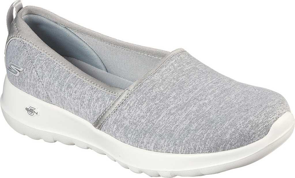 Women's Skechers GOwalk Joy Soft Take Walking Sneaker, Gray, large, image 1