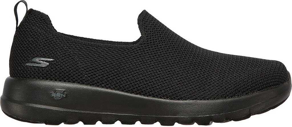 Women's Skechers GOwalk Joy Sensational Day Sneaker, Black/Black, large, image 2