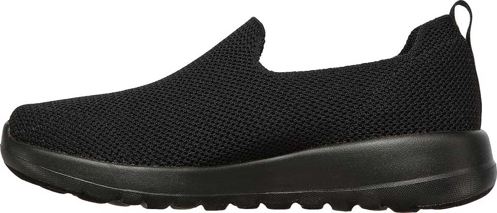 Women's Skechers GOwalk Joy Sensational Day Sneaker, Black/Black, large, image 3
